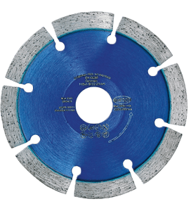 MEXCO 230 MM x 22.23 MM RADIUS CUTTING DIAMOND BLADE-0