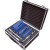 MEXCO 9 PIECE DCXCEL SLOTTED DRY CORE DRILL KIT-0