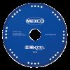 MEXCO 300 MM x 20 MM DIAMOND GRIT METAL CUTTING BLADE-0