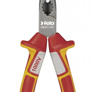 FELO VDE 170 mm CHAIN NOSE PLIERS (RADIO PLIERS )-0