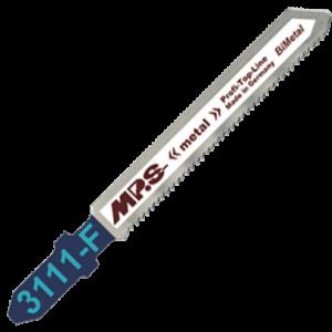 PACK 5 BI-METAL JIGSAW BLADE 21 TP FOR CUTTING STAINLESS STEEL SHEET METAL & ACRYLIC 3 mm CUTTING DEPTH-0
