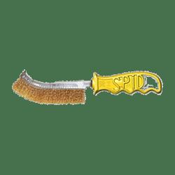 0012-SIT BRASS SPID HAND BRUSH-0