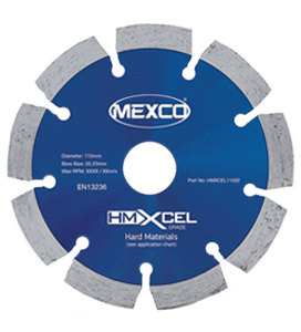 CMX90 300 mm x 20 mm DIAMOND CERAMIC TILE BLADE BLADE -0