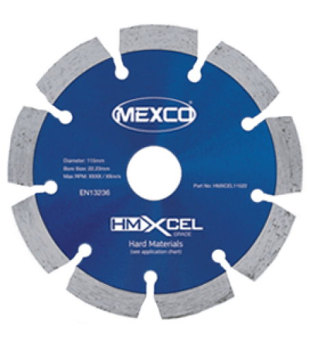 CMX90 300 mm x 25.4 mm DIAMOND CERAMIC TILE BLADE BLADE-0