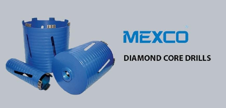 Mexco Diamond core drills