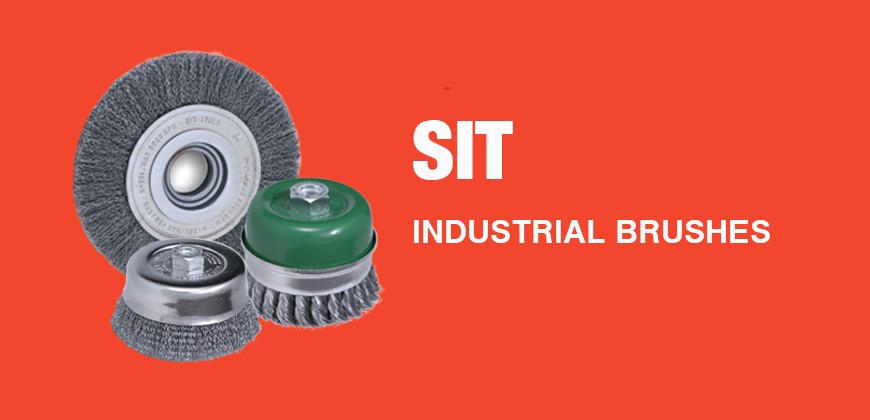 SIT industiral brushes