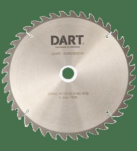 METAL CUTTING TCT CIRCULAR SAW BLADE (ATB ) 165 mm x 20 mm x 40T-0