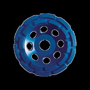 MEXCO 115 mm x 22.23 mm CGX90 TWIN ROW DIAMOND CUP GRINDER-0