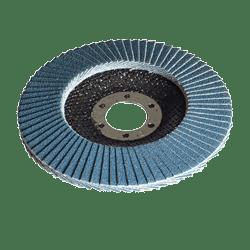 DL115 SIT 115 mm x 22 mm BORE 60 GIRT DOUBLE ZIRCONIUMFLAP DISC-0