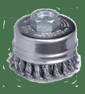 Twist Knot Brushes TU71 for Mini-Grinder